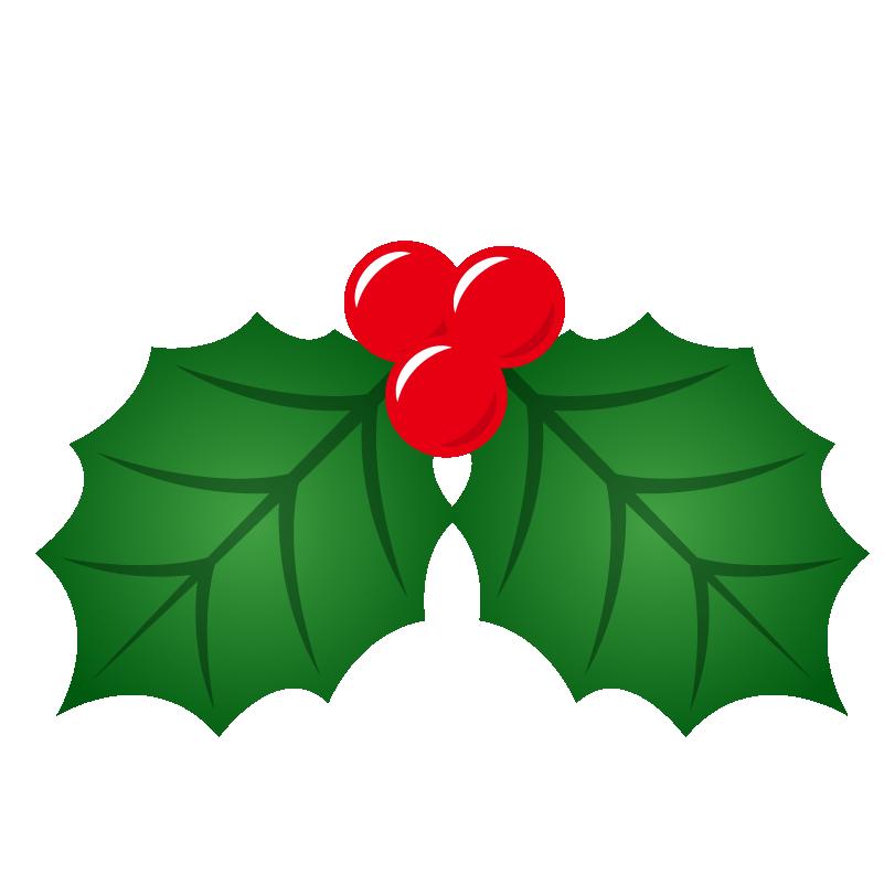 クリスマス_ひいらぎ1