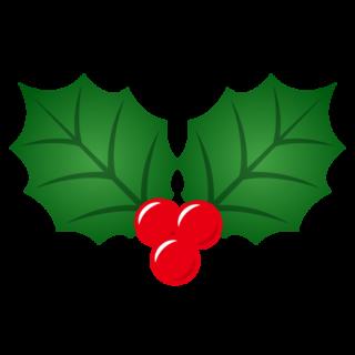 クリスマス_ひいらぎ2