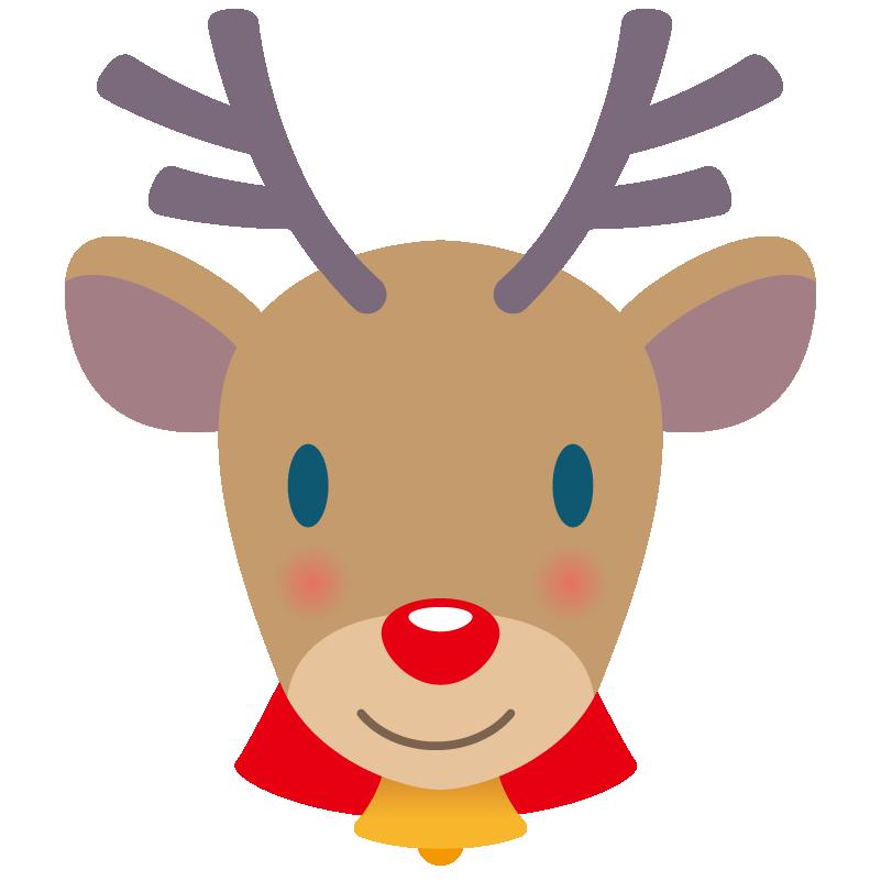 クリスマス_トナカイ