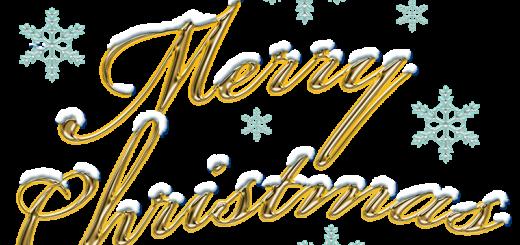 文字_メリークリスマス