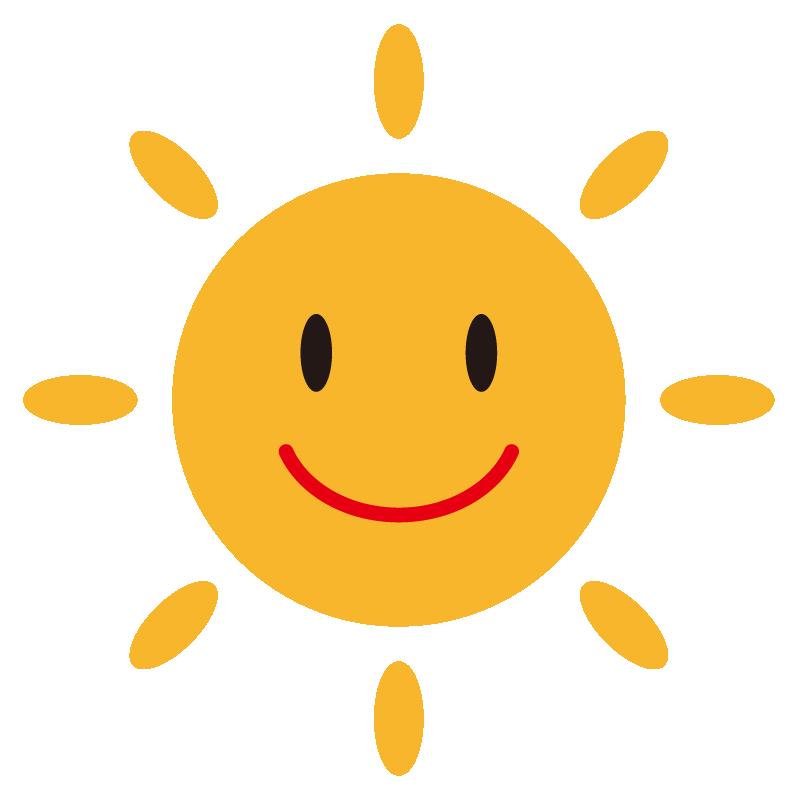 イラスト_太陽