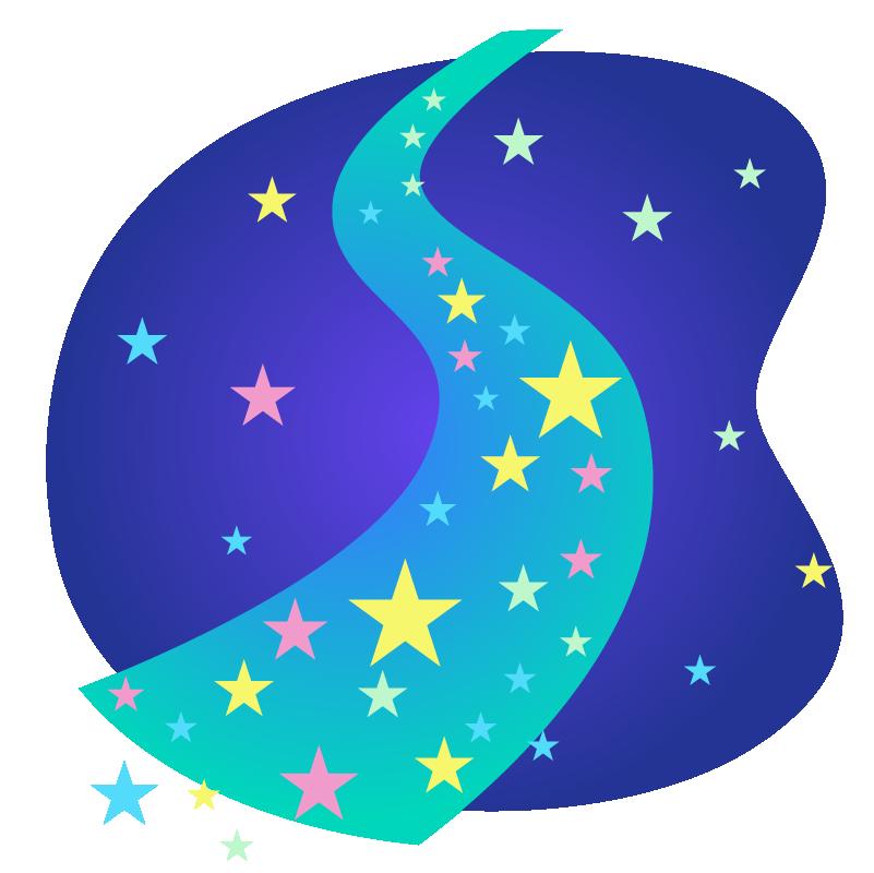 商用フリー無料イラスト 7月 七夕 天の川 商用ok フリー素材集 ナイスなイラスト