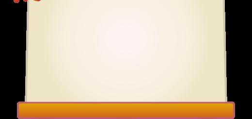 商用フリーイラスト_芸術の秋_イーゼル_落ち葉_キャンバス横02_文字_autumn