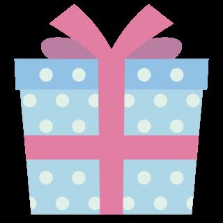 商用フリー・無料イラスト_クリスマス_プレゼントボックス(present box)04