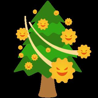 商用フリー・無料イラスト_杉(すぎ)花粉症_cedar pollen allergy001