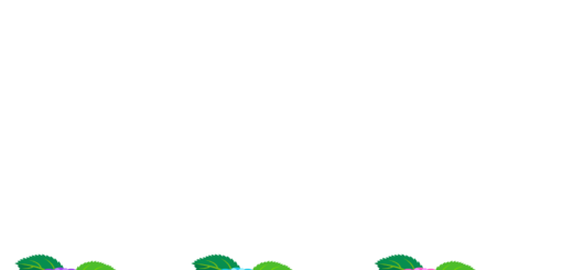 商用フリー・無料イラスト_あじさいの花(紫陽花)紫・ピンク・水色_ajisai17