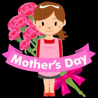 商用フリー・無料イラスト_5月母の日_お母さん_カーネーション_mothersday009