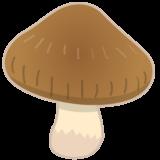 商用フリー・無料イラスト_秋_きのこ_しいたけ_mushroom_autumn070