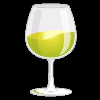 商用フリー無料イラスト_グラスワイン白_GlassWine024