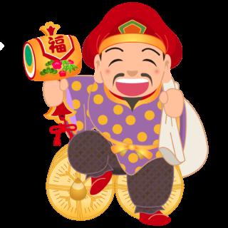 商用フリー・無料イラスト_七福神_大黒天(だいこくてん/daikokuten)_shichifukujin007