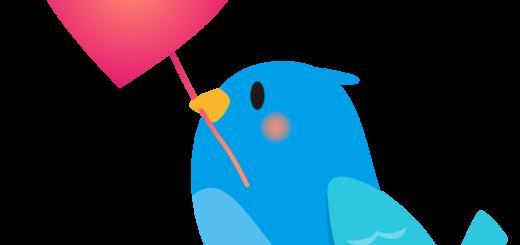 商用フリー・無料イラスト_幸せの青い鳥のイラスト_Happy blue bird004