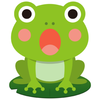 商用フリー・無料イラスト_かえるのイラスト_frog003