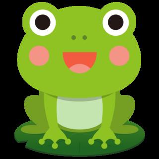 商用フリー・無料イラスト_かえるのイラスト_frog004
