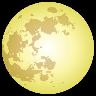 商用フリー・無料イラスト_月2(おつきさま)_十五夜_望月_満月_moon022