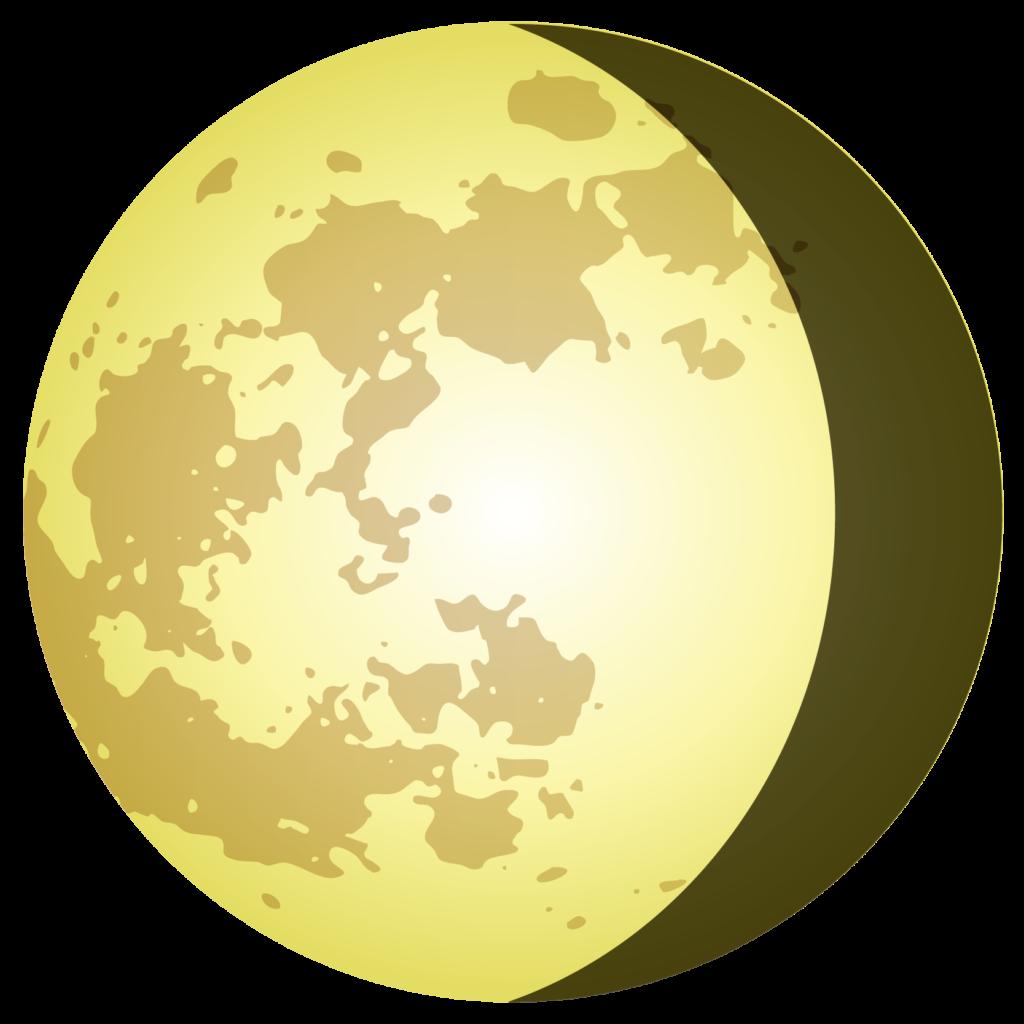 商用フリー・無料イラスト_月2(おつきさま)_居待月(いまちづき)_moon025