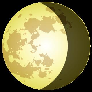 商用フリー・無料イラスト_月2(おつきさま)_寝待月(ねまちづき)_moon026