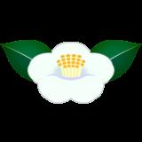 商用フリー・無料イラスト_赤い椿(つばき)の花のイラスト_tsubaki014