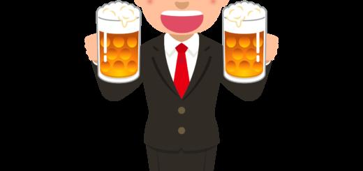 商用フリーイラスト_無料_10月_オクトーバーフェスト_ビールを持つスーツの男性_Oktoberfest_023