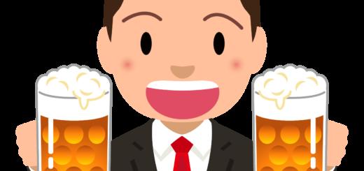 商用フリーイラスト_無料_10月_オクトーバーフェスト_ビールを持つスーツの男性_Oktoberfest_029