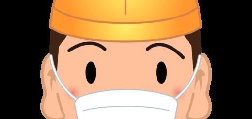 商用フリー・無料イラスト_七福神_マスクをした恵比寿天の顔イラスト(えびすてん/ebisuten)_shichifukujin039