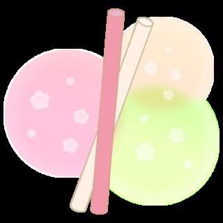 商用フリー・無料イラスト_七五三_千歳飴(ちとせあめ)Sichigosan004