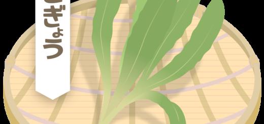 商用フリー・無料イラスト_ざるに盛った春の七草・御形(ごぎょう・gogyou)nanakusa014