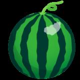 商用フリー・無料イラスト_スイカのイラスト_watermelon001