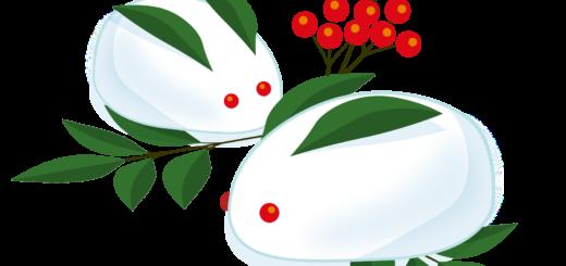 商用フリー・無料イラスト_雪うさぎのイラスト_yukiusagi003