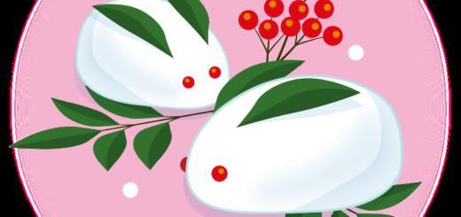 商用フリー・無料イラスト_雪うさぎのイラスト_yukiusagi005